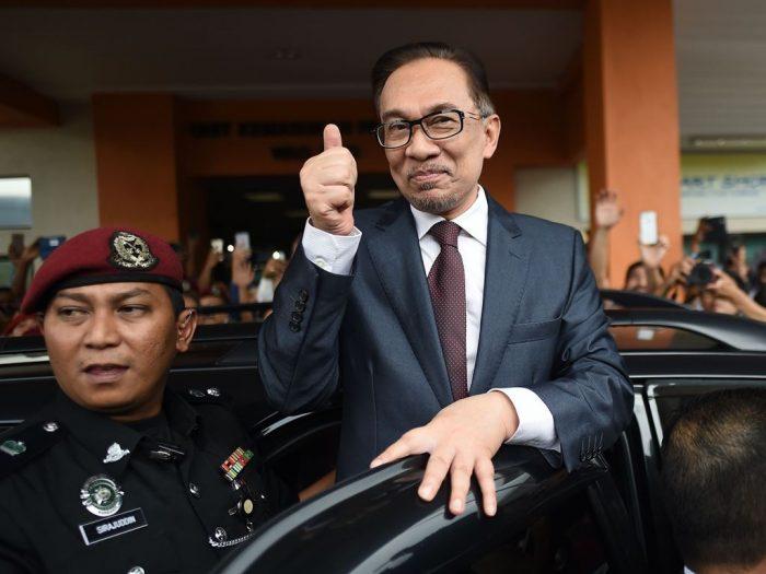 Peran Anwar Ibrahim dalam Politik Pemerintahan Malaysia