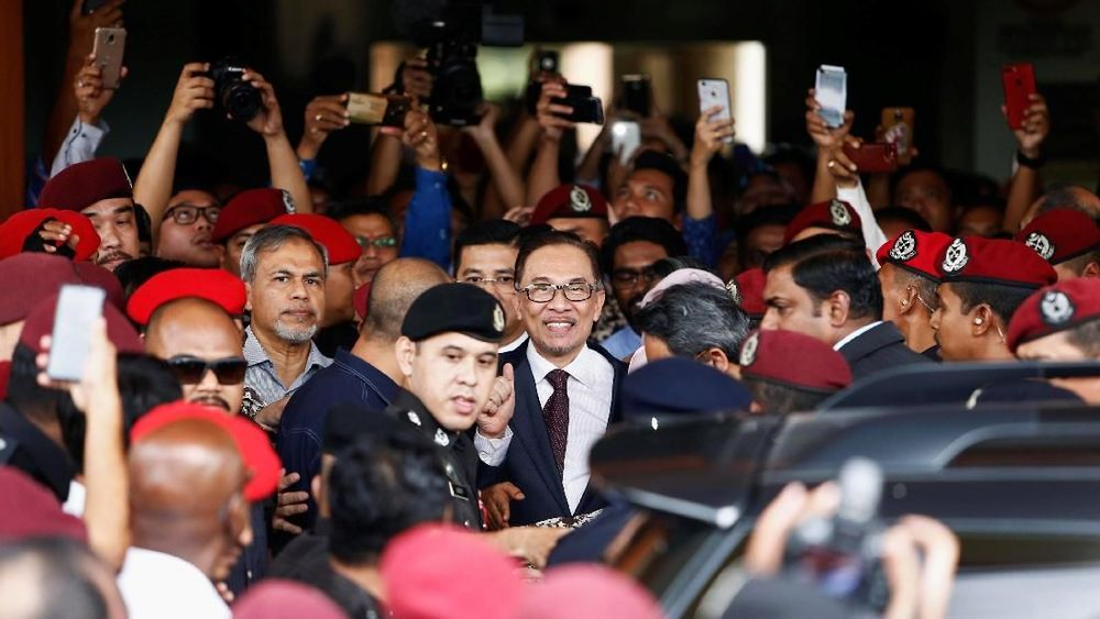 Mengenal Lebih Dalam Sosok Anwar Ibrahim