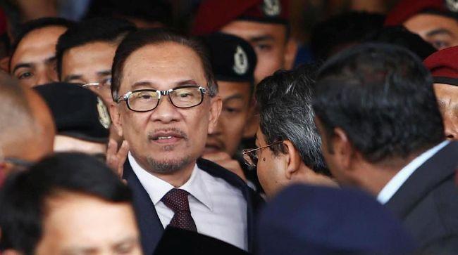 Anwar Ibrahim Sempat Dilaporkan Ke Polisi Tahun Lalu