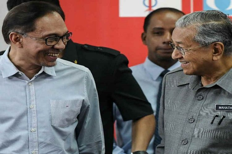 Anwar Ibrahim Dipanggil Oleh Mahathir Mohamad Sampai Berita Reklamasi Di Malaysia