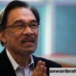 Anwar Mengklaim 'Mayoritas Kuat' Untuk Membentuk Pemerintahan Baru