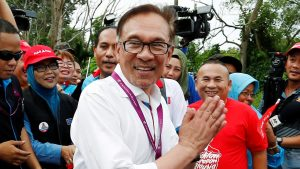 Kisah Singkat Kehidupan Politik Anwar Ibrahim