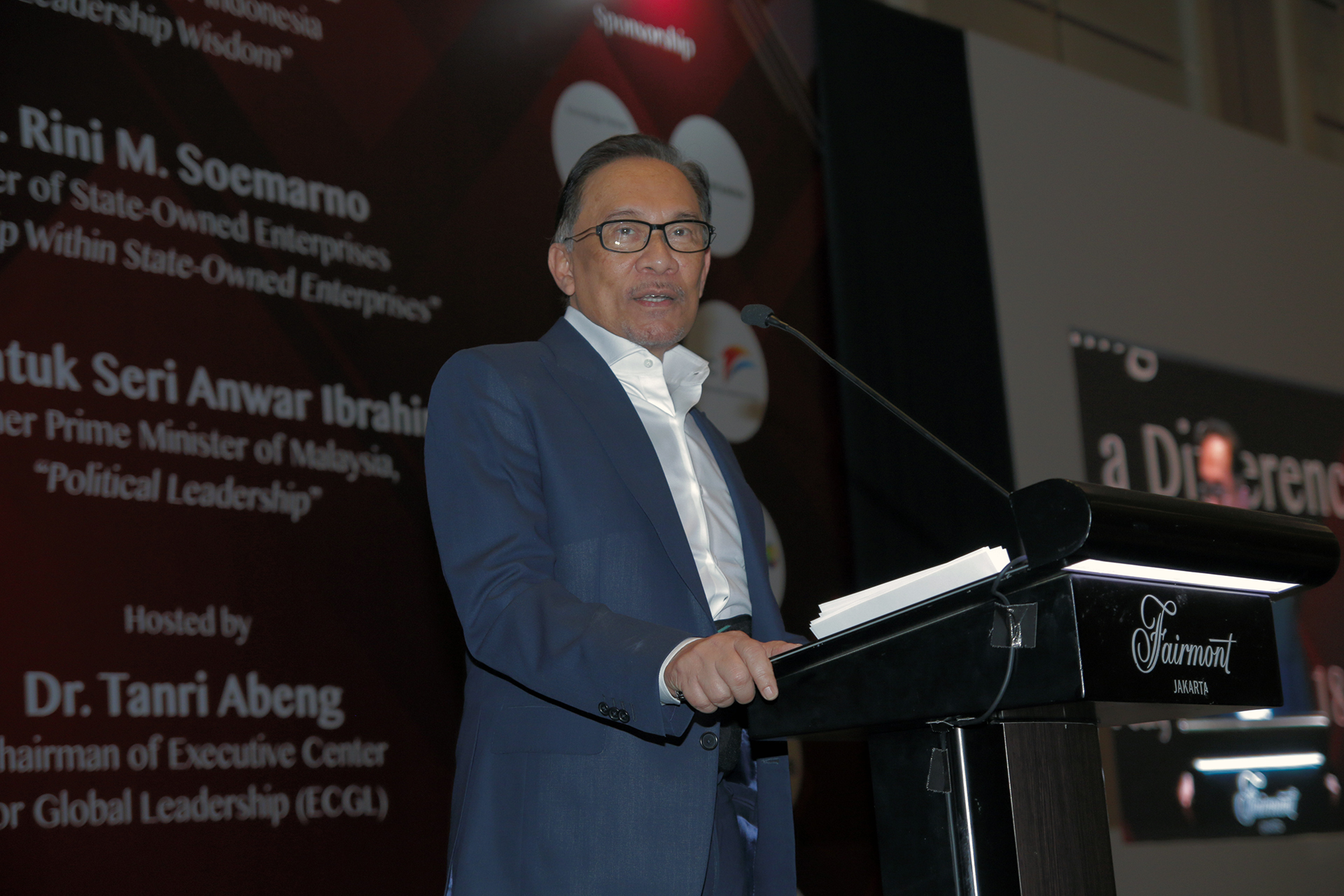 Konsep Kepemimpinan oleh Anwar Ibrahim