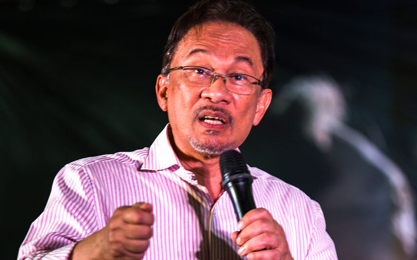 Skandal Video Asusila Ajudannya Kembali Menyeret Anwar Ibrahim