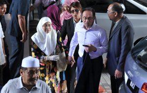 Unsur Politik Dalam Kasus Anwar Ibrahim