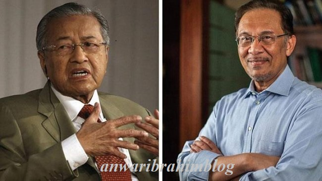 Ketua MACC Akan Bertemu Dengan Anwar Ibrahim