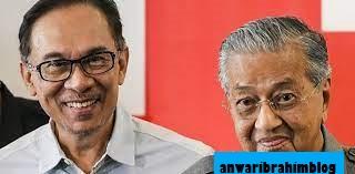 Pasang Surut Karir Politik Anwar Ibrahim