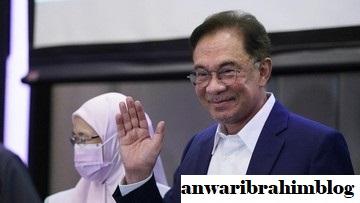 Anwar Ibrahim Berada Dekat Dengan Pemimpin Malaysia