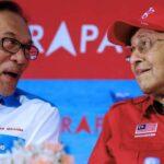 Malaysia Abaikan Kesehatan, Krisis Politik Saat Anwar Ibrahim Menyerang Balik