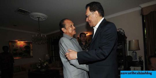 Upaya Anwar Ibrahim Dalam Menggulingkan Najib Razak